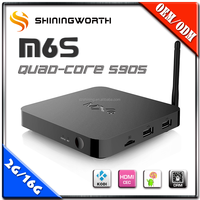 quad core amlogic S905 android tv set top box kodi android live streaming google tv