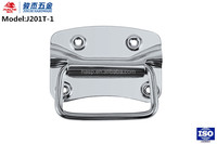 Shipping box metal handle;thick metal carry handle
