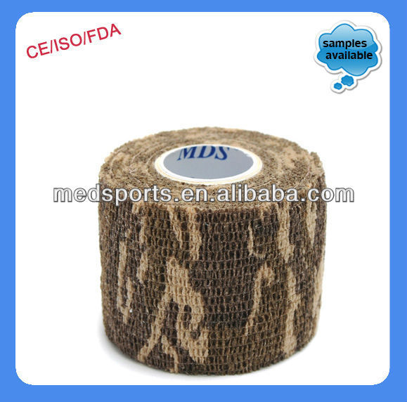 Cohesive Camouflage Tape(CE approved)