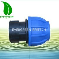 HDPE pipe fitting female adaptor