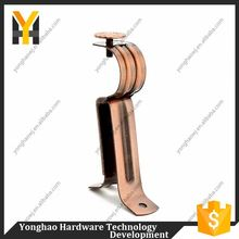 Factory supply sell online cheap metal brackets home decor curtain bracket