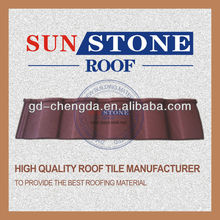 maroon roofing tiles/colored fiberglass asphalt shingles