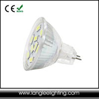 12V Spotlight MR11 LED Lamp 2W 3W 5730SMD