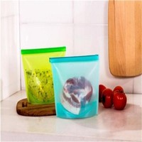 Eco-friendly stay fresh vegetable bags resealable food bags for potato storage