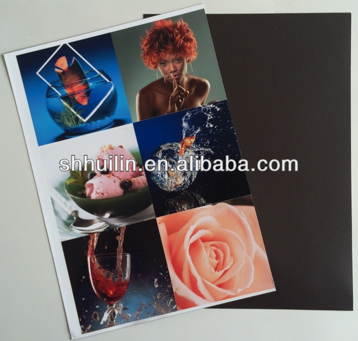 2014 New product! High Glossy Inkjet Magnet Photo Paper Waterproof