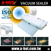 Food Saving Nozzle Type Vacuum Sealer Machine