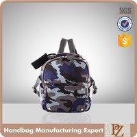 4866 Brand Camouflage Bag Women knapsack Fashion rucksack nylon 2016