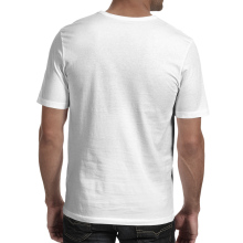High quality custom t-shirt white