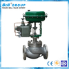 50mm Casting Steel Pneumatic Flow Control Valve PN16