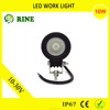 10w Led Work Light For Motorcycle