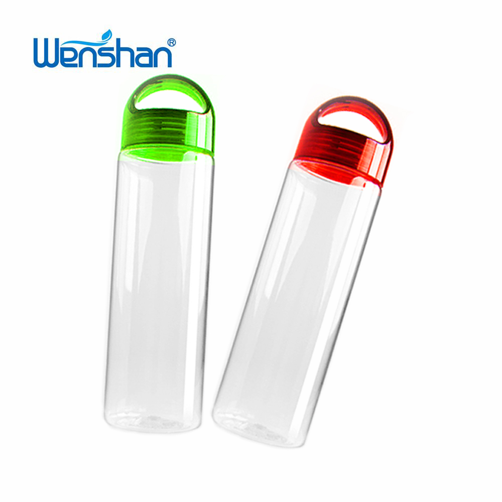 2017 new product cheap tritan plastic shaker fruit infuser water bottle with bpa free