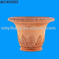 Made in china clay Ceramic Flower Pot