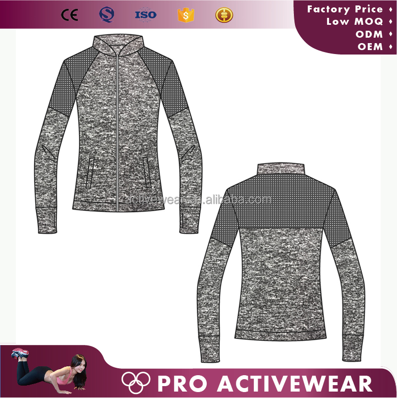 OEM Design Outdoor sport jacket sublimated Private Label sport jackets for women