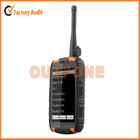 Rugged android phone with nfc and rfid