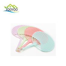 FOOYOO FY-879 CINA GROSIR COLORFUL KUSTOM DEKORATIF MINI FAN TANGAN FAN