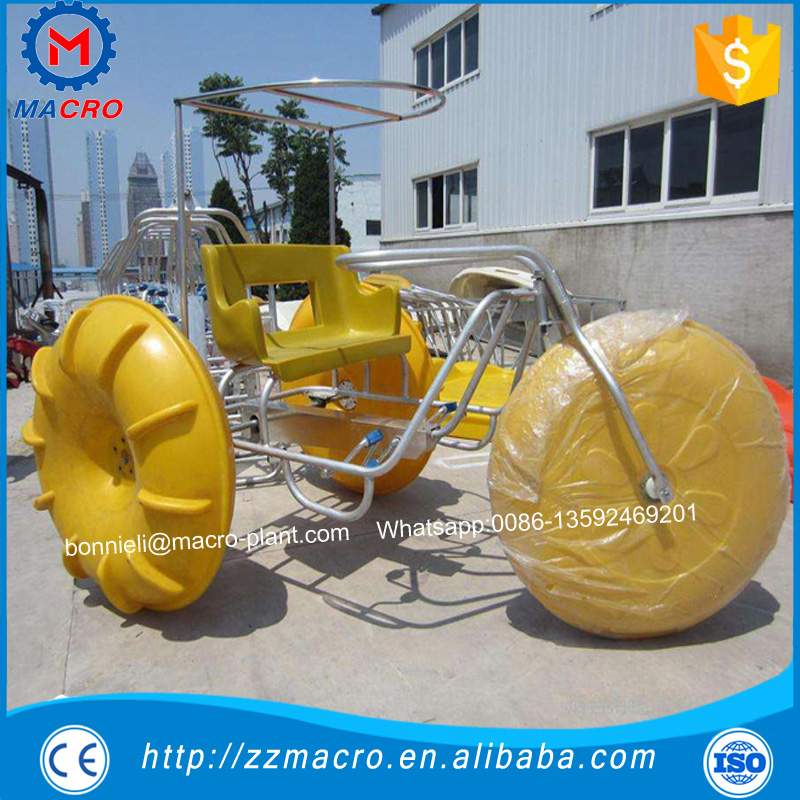 Lowest price aluminum adult water tricycle/cheap used water tricycles for sale