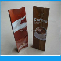 Manufacturer customized printing Coffee packaging film /plastic roll film for coffee packaging /coffee sachet film
