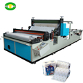 High quality toilet paper making machine price