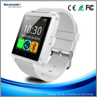 2016 Sport Water Resistant Bluetooth Smart U8 Watch For Android U8 Smart Watch