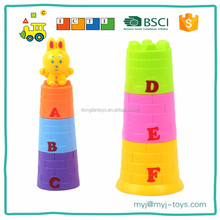 OEM Custom Kids Educational Toys Plastic Speed Stacking color change toy cup