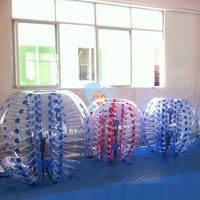 Entertainment Sports Toy Inflatable Human Balls
