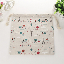 Small drawstring bag with cheap price for jewelry