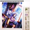 New Angel Beats Anime Japanese Window Curtain Door Entrance Room Partition H0093