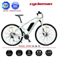 Hot sale alloy suspension bicicleta electrica, Chinese e-bike OEM manufacturer