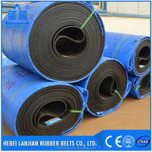 Continuity rubber o-ring belt / loop checking conveyor