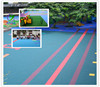 MINGBANG SUPPLY Interlocking floor for kindergarten and multi sports court