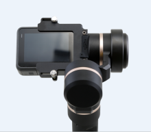 Factory Direct FeiyuTech G5 handheld gimbal 3-Axis max payload 130g for GoPr o 5/4/3 & SJ cam for Black Friday
