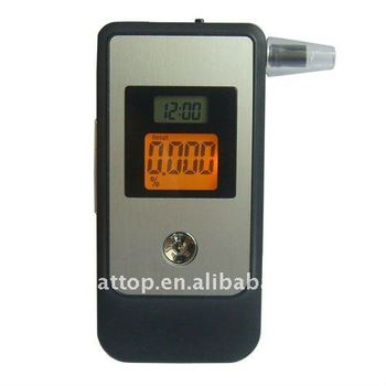 4 Digitals lcd display breathalyzer breath pipe GT-ALT-29