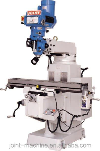 JOINT Brand High precise manual vertical turret milling machine 4VA