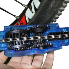 Bicycle Chain Cleaner Cycling Repair Machine Brushes Scrubber Wash Tool MTB Mountain Bike Chain Cleaner Tool Kits