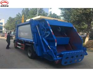New Brand Compactor Electric Garbage Truck