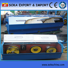 soka brand advanced Save electricity aluminium wire drawing machine