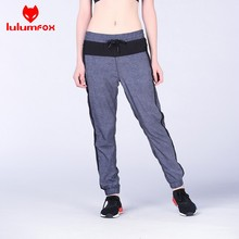 229 Wholesale 97%POLYESTER 3%SPANDEX Draw String Woven Fitness Women Jogger Pants
