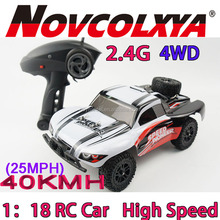 1:18 rc monster car remote control rc truck 2.4g new rc toys For Kid