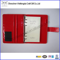 New 2014 Fashion Daily Agenda In Red Color WFD-BJB-C1101006