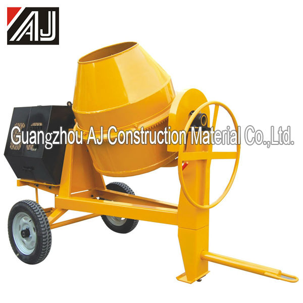 Construction Machinery!!! Diesel Small Portable Price Concrete Mixer, Guangzhou Manufacturer