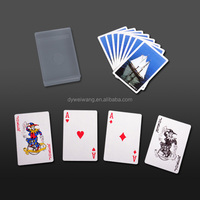 Classics customized playing card display box