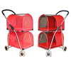 Dog Twin Pet Stroller