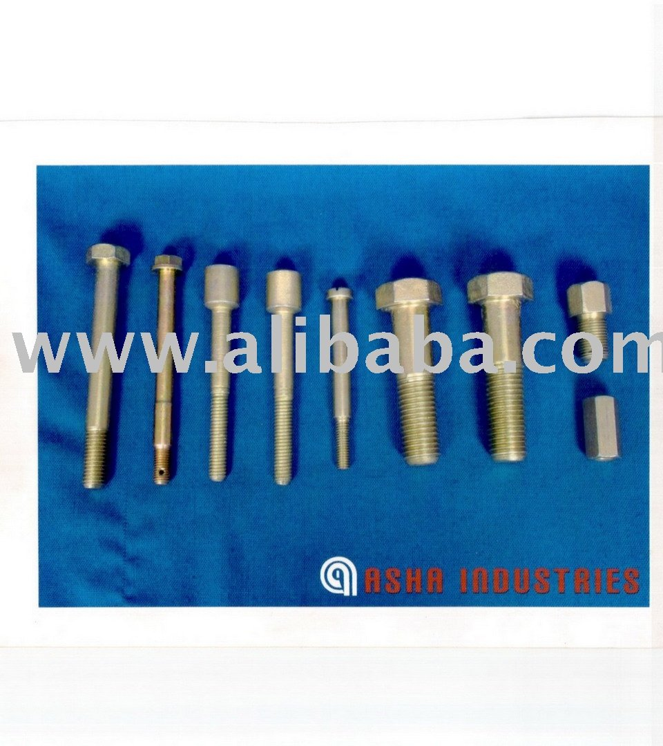 Fastners, Studs, Nerling Parts, Turning Parts, Etc.