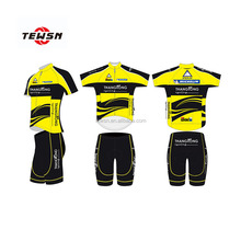Cycling jersey sets tailor for pro bike team cyclist pro player