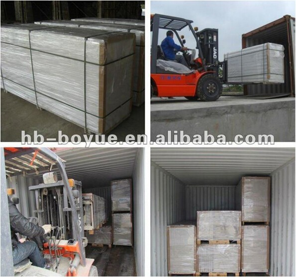 Light Weight & Sound Insulation Foam Concrete Wall Panel