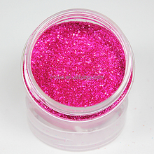 New Holographic Glitter powder Pots Fine Nail Art Craft Painting