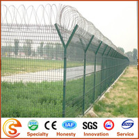 Security Perimeter Fence Blade Fence Protection