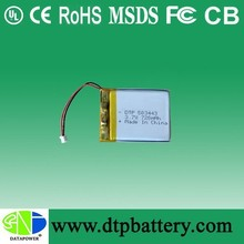 720mah battery replacement
