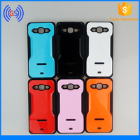 2 In 1 Hard Hybrid Mobile Phone New PC TPU Case For Sony Xperia C S39H