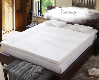 king size bed memory foam mattress topper for bed